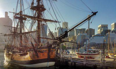 Endeavour ship James Cook